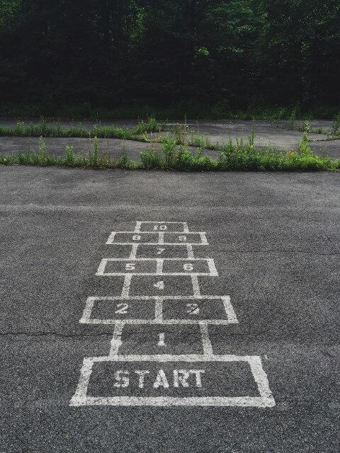 步驟示意圖