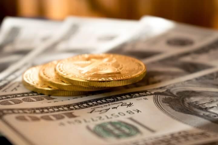 關於賺錢示意圖