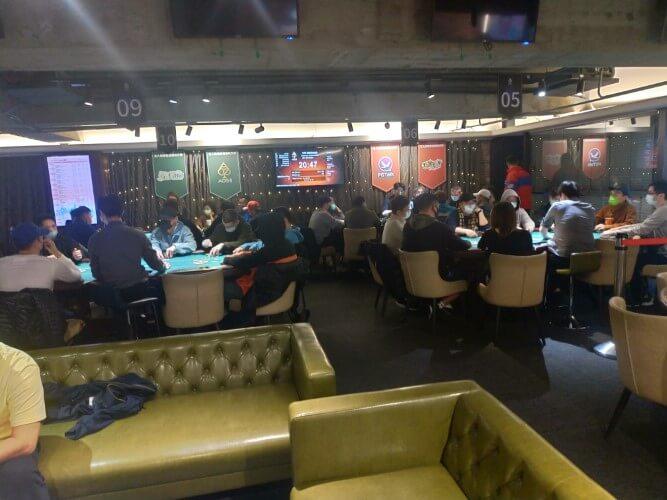 德州撲克-ace8-撲克牌桌